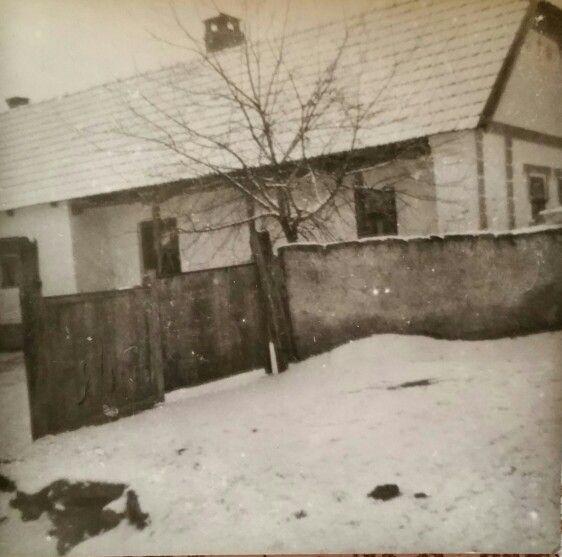 Kács/ Szabó ház mely ma is áll változatlanul.