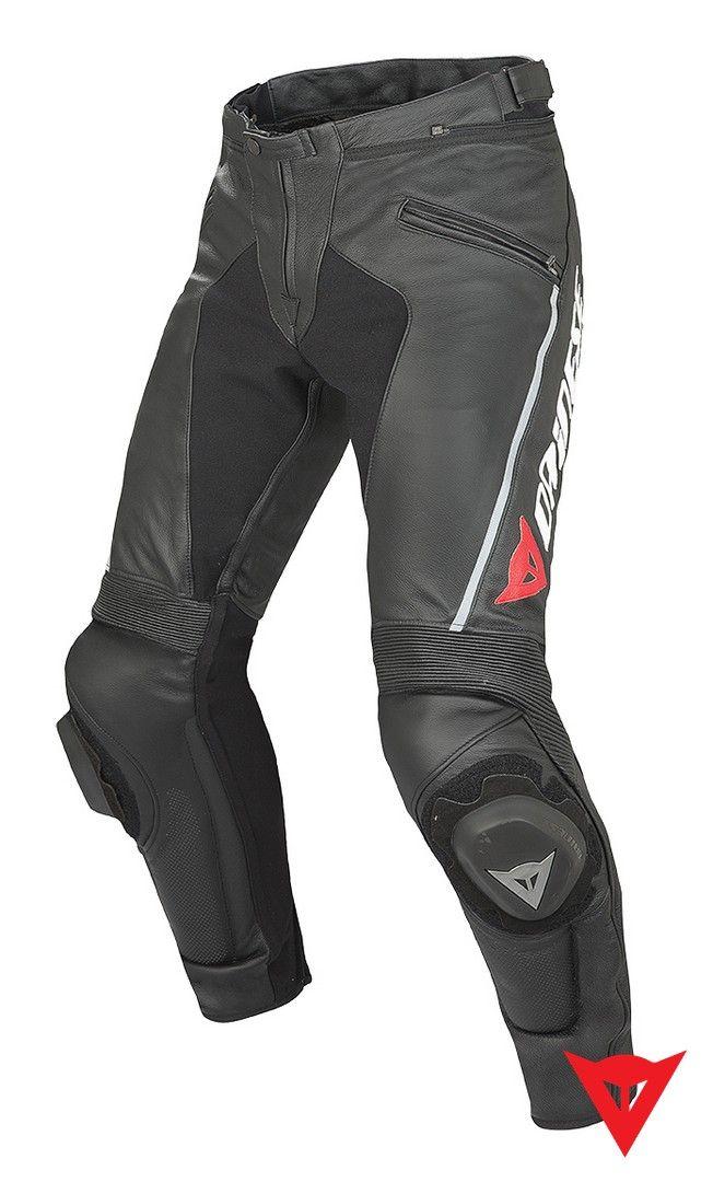 Dainese Leather Pants Delta Pro C2 Pelle - front