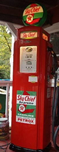 Gas Pump Hobbyist - Old Gas Pumps, Antique Gas Pumps, Customized Old Gas Pump Restoration