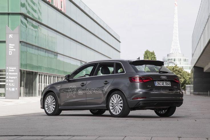 Voiture hybride : Audi laisse le choix entre l'essence et le diesel