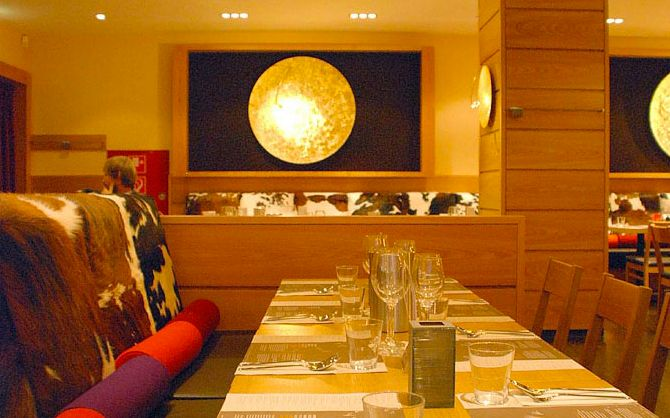 Auch Mongo's Restaurant Frankfurt macht mit und auch hier können Sie zukünftig Ihr RestaurantGeschenk einlösen.