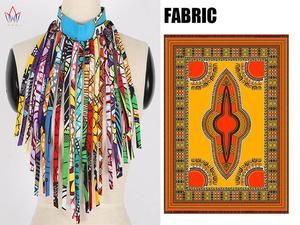 African Ankara Fabric Collar Necklace - Women Accessories. https://chicafricanna.com/products/2017-african-fabric-necklace-fake-collar-for-women-african-katoen-ketting-ankara-handmade-jewelry-necklace-with-tassels-wya26