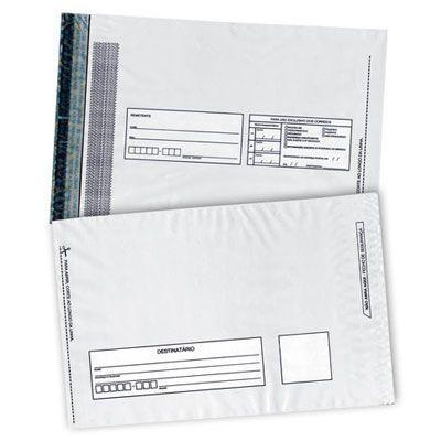 O envelope com remetente e destinatário da Embalagem Ideal pode ser feito com material oxi-biodegradável. Neste caso, a embalagem se degrada em um período de até seis meses em contato com a natureza. Para se ter uma ideia, outros tipos de embalagem podem chegar a levar até 100 anos para se decompor.