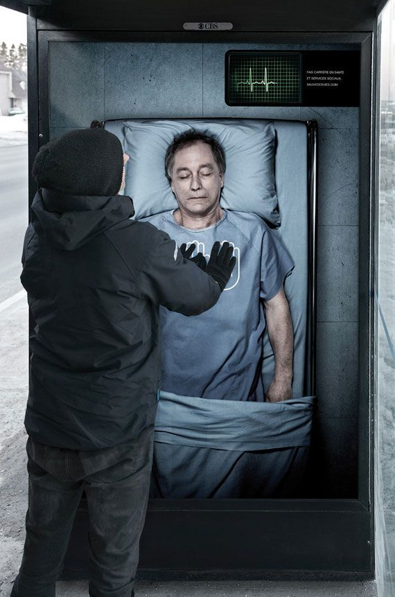 Interactive Ad Brings Someone Back to Life - The Hangline