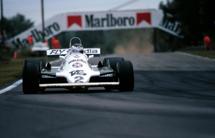 Carlos Reutemann, Zolder 1981, Williams FW07C, 12th and last F1 win for Carlos