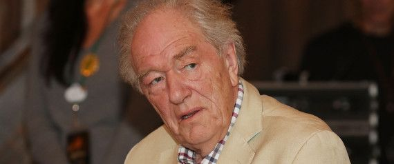 Michael Gambon Retires From Theater Acting Due To Memory Loss