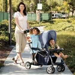 All about the latest, best selling sit and stand strollers, as well as double strollers or tandem strollers for sale online. These double strollers'...