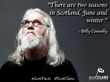 Billy Connolly quote