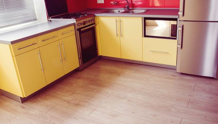 How to Fix a Peeling Laminate Cabinet Door | Laminate ...