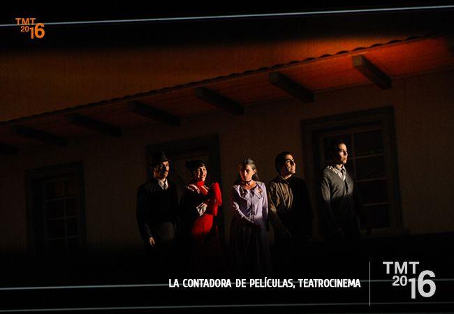 Compañía Teatrocinema en escena, Teatro Municipal Temuco