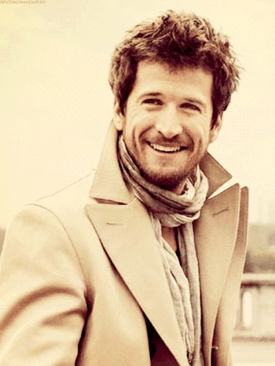 done... i'm definately moving to France! yummy ( kind of reminds me of Dr. McDreamy)... Guillaume Canet