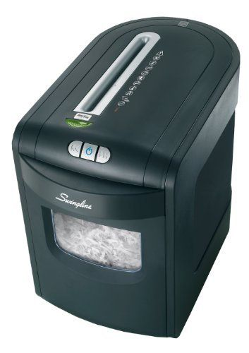 Swingline EX10-06 Cross-Cut Jam Free Shredder, 10 sheets, 1-2 Users, Black (1757392) by Swingline. $148.38. From the Manufacturer                  Swingline shredders are high quality, reliable and innovative. View larger    Click here to learn how to choose the right shredder for your needs  Swingline shredders are high quality, reliable and innovative. Packed with user-friendly features, Swingline shredders make it easier to protect your personal, confidential an...