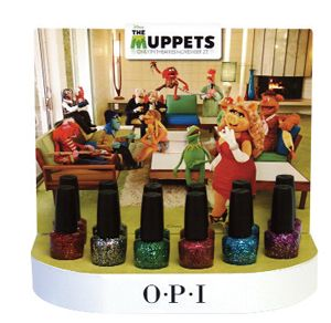 Muppet Nail Polish from OPI. So want to try these!Holiday Nails, Nail Polish, Nailpolish, Opi Muppets, The Muppets, Nails Polish, Collection 2011, Muppets Nails, Muppets Collection