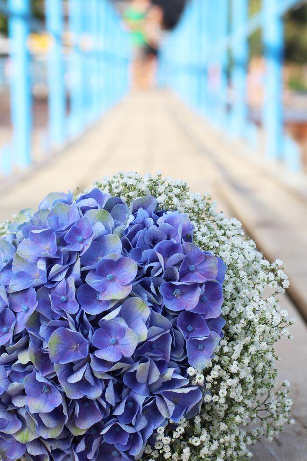 Die besten 25 Brautstrau hortensie Ideen auf Pinterest