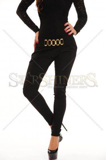 Pantaloni Mexton Unlimited Joy Black
