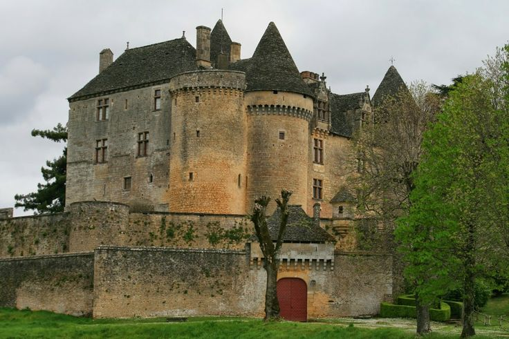 Chateau de Fénelon avec Jehan-Eudes