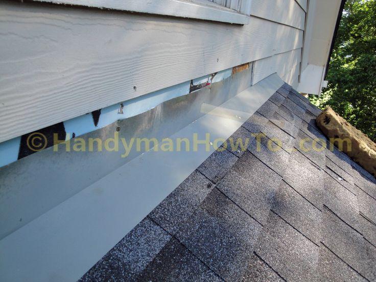 Apron Flashing (Headwall Flashing) Roof Installation