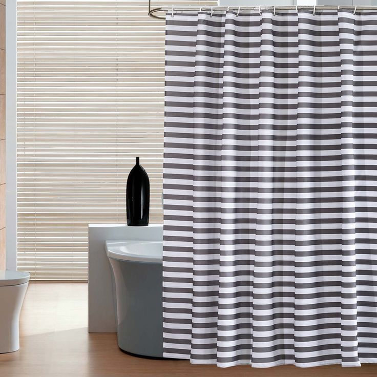 PEVA printing stripes Yulian home decoration bathroom waterproof mildew cloth Yulian various sizes 180 * 180/ 200*200cm