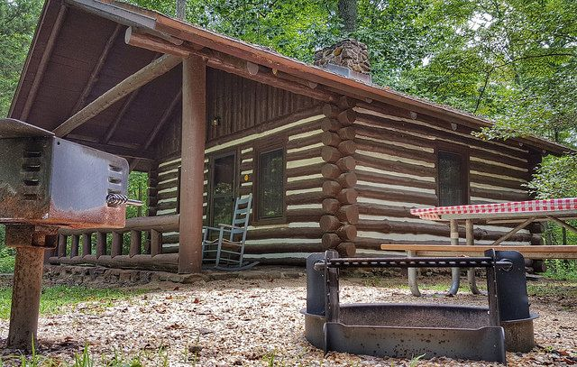 1000 Images About Camping Cabins On Pinterest