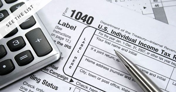 10 Confusing Tax Form Questions Explained via @PureWow via @PureWow
