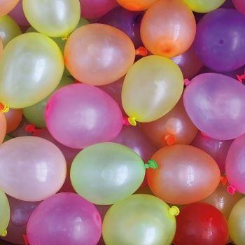 ¡¡Pocas cosas hay más divertidas que los globos de agua!!