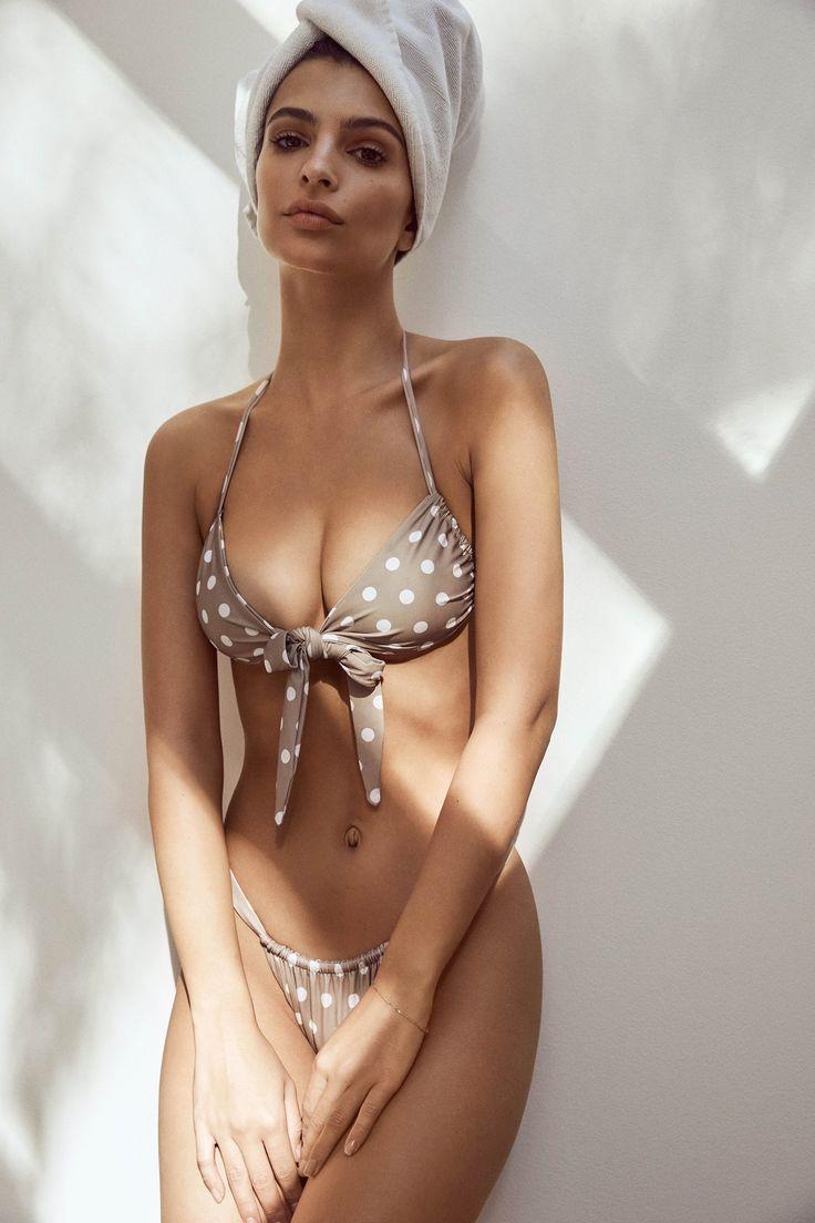 Emily Ratajkowski Designed a Swimwear...