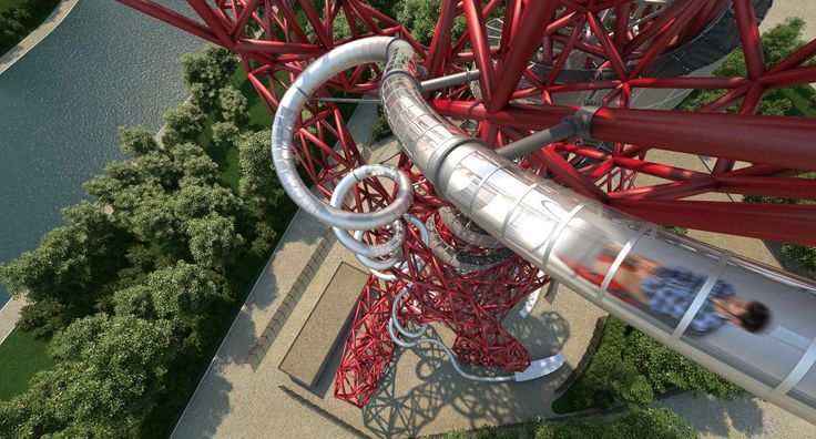The Slide | New For 2016 | ArcelorMittal Orbit