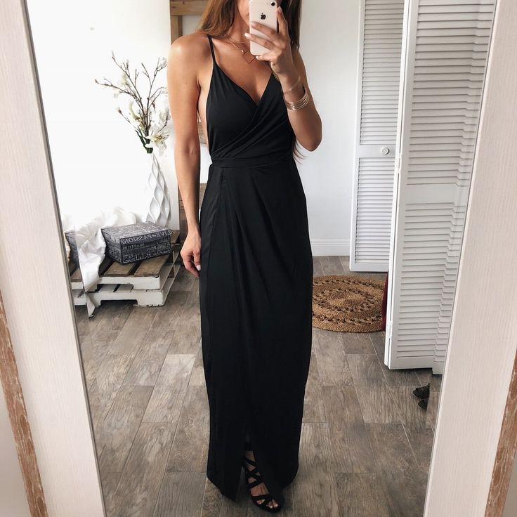 Ready to Party Maxi Dress