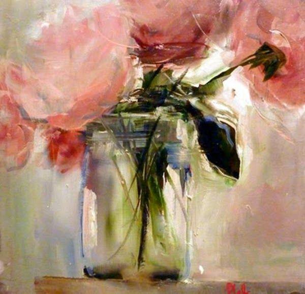 Nicole Pletts: Pastel Roses