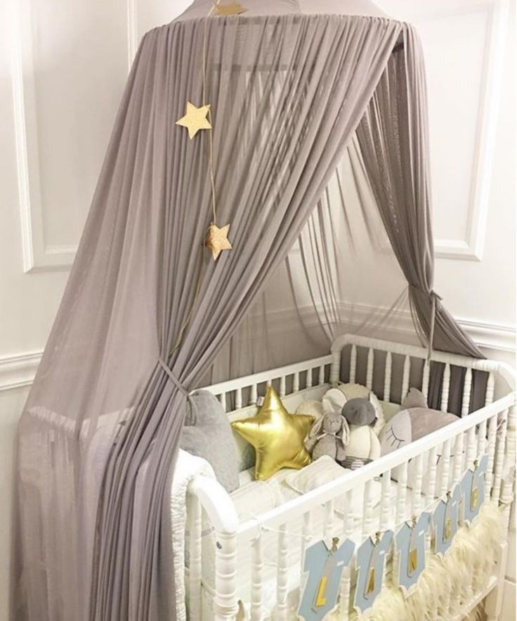 Blush Dreamy Canopy 18 best Beautiful Nursery