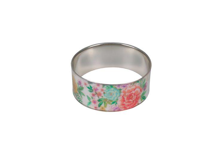 Accessorize Floral Bracelet