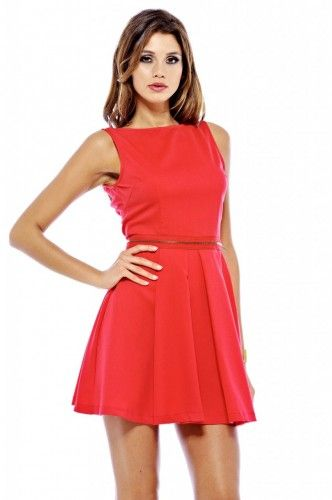 Sukienka ZipRed