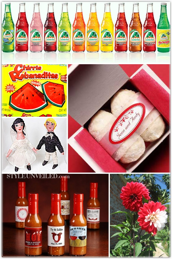 Image detail for -Cinco de Mayo wedding theme and Mexican wedding theme ideas