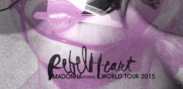 Madonna's Rebel Heart Tour 2015-2016