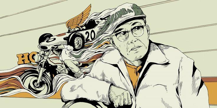 داستان موفقیت شرکت هوندا مردی که کارخانه اش دو بار ویران شد ولی....  مطالعه بیشتر در سایت نیو سئو