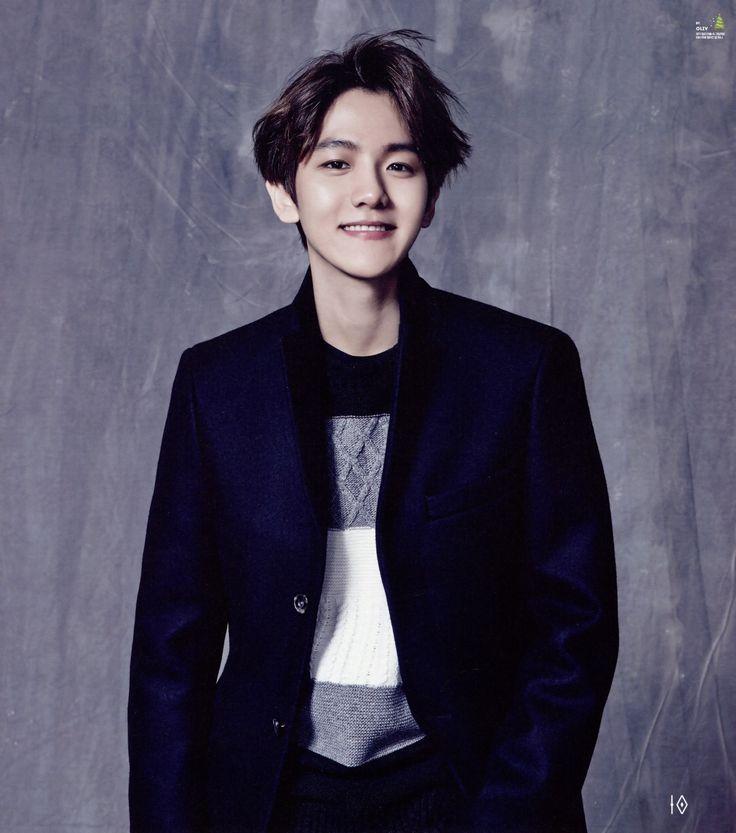 Exo Baekhyun Smile 2016