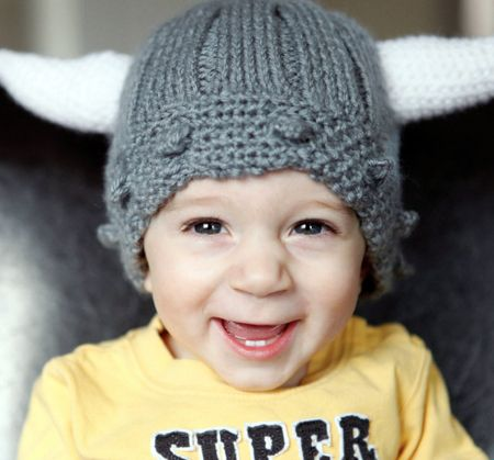 Viking Hat Knitting Pattern Free : 17 Best images about Knitting Patterns & Tutorials on ...