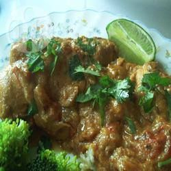 Slow Cooker Peanut Chicken @ allrecipes.co.uk this is amazing - stick it with lime and Corriander rice - coukd eat it every day!