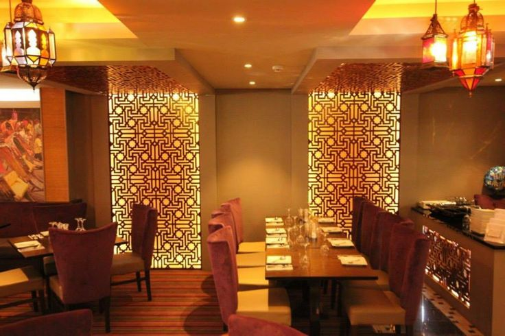 Indian Restaurant Interior Design Creative Amusing Inspiration