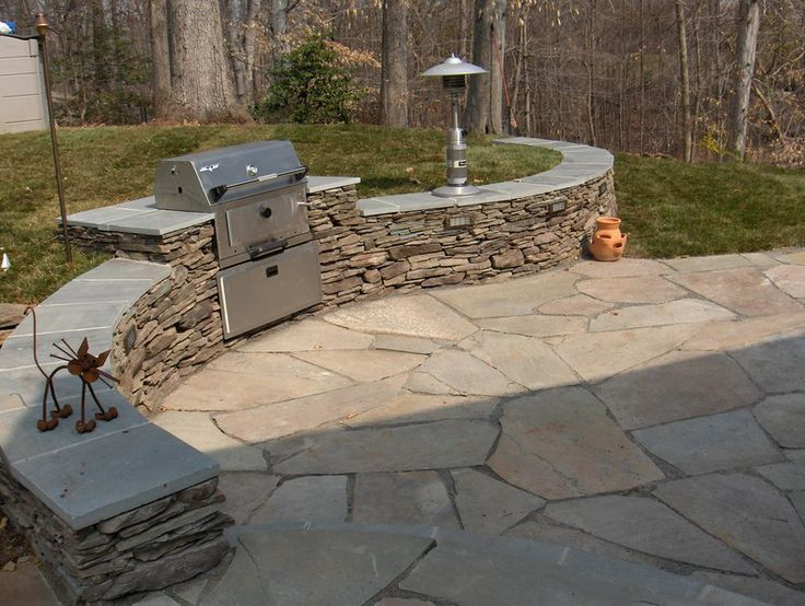 17 best images about outdoor bbg designs on pinterest for Backyard built in bbq ideas
