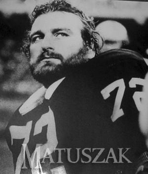 Oakland Raiders - John Matuszak