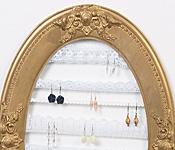 How do you organize your earrings?: Window Pictures Frames, Diy Antiques, Diy'S, Antiques Window, Picture Frames, Earrings Organizations, Blogher, Old Pictures Frames, Diy Earrings Storage