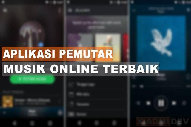Aplikasi Pemutar Musik Online Offline Terbaik 2020 Musik Streaming Musik Lirik Lagu