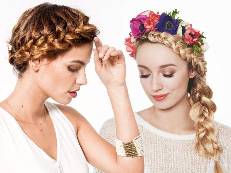 Neue Frisur gesucht? Ihr wollt euch zu Frisuren inspirieren lassen oder braucht Bilder von Haarschnitten? Über 1.000 Frisuren, Haarfarben und Stylingtricks!