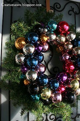 Christmas Wreath beautiful!