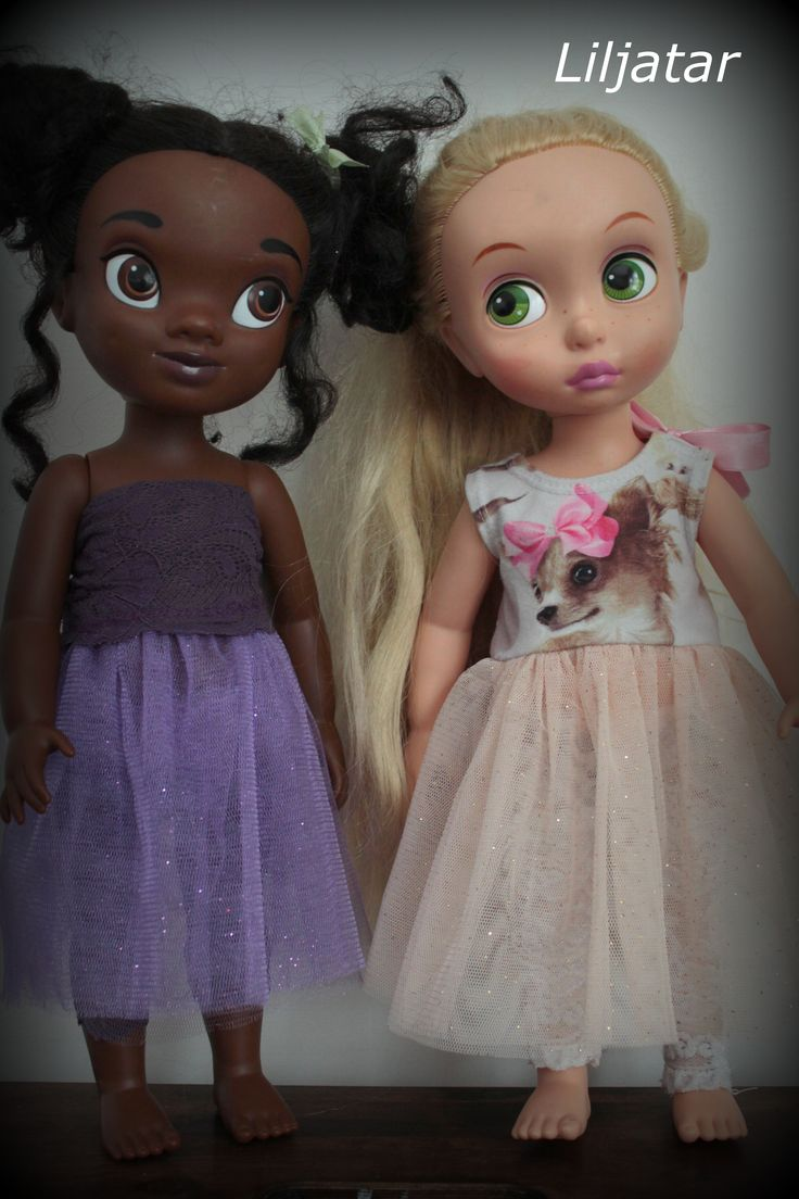 Animators dolls dresses