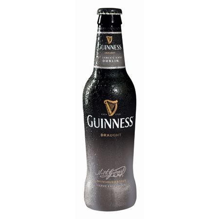 BEST LIGHT BEER FOR GETTING BUZZED ON A DIET: Guinness Draught Photo by: