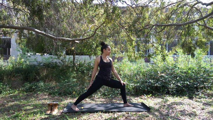 Yoga para Iniciantes! (sem mt flexibilidade :)