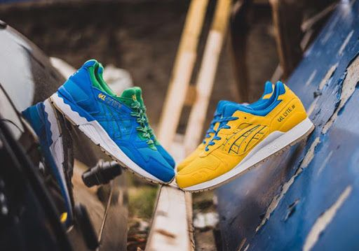 """The ASICS """"Rio Olympics"""" Pack Is Available Now"""