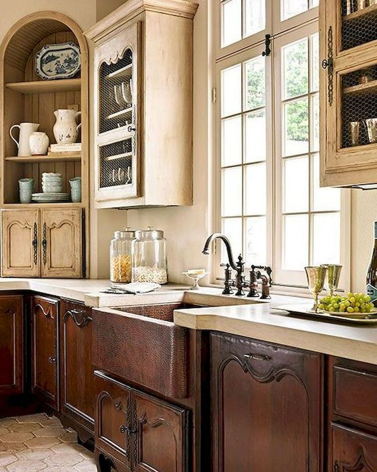 Best 25 Country style kitchens ideas on